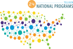24 Telligen National Programs