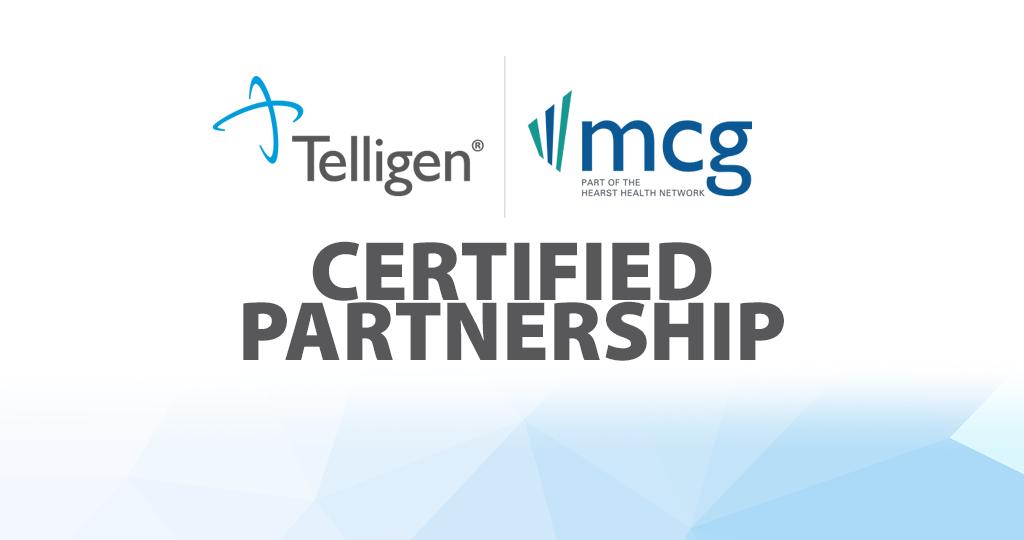 Telligen Enhances Population Health Solutions with MCG Health Partnership