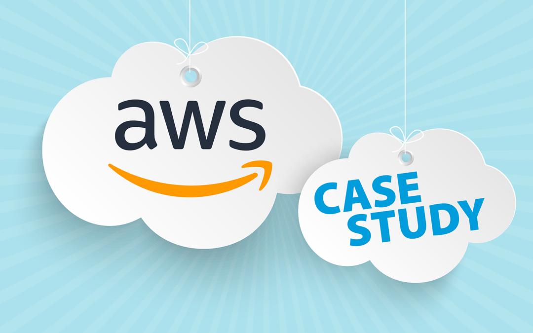 New Case Study Highlights AWS Cloud Integration